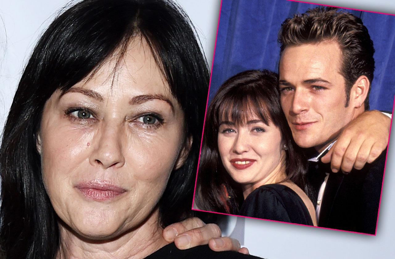 Shannen Doherty Devastated Heartbroken Luke Perry Death