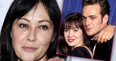 Shannen Doherty Devastated Heartbroken Luke Perry Death