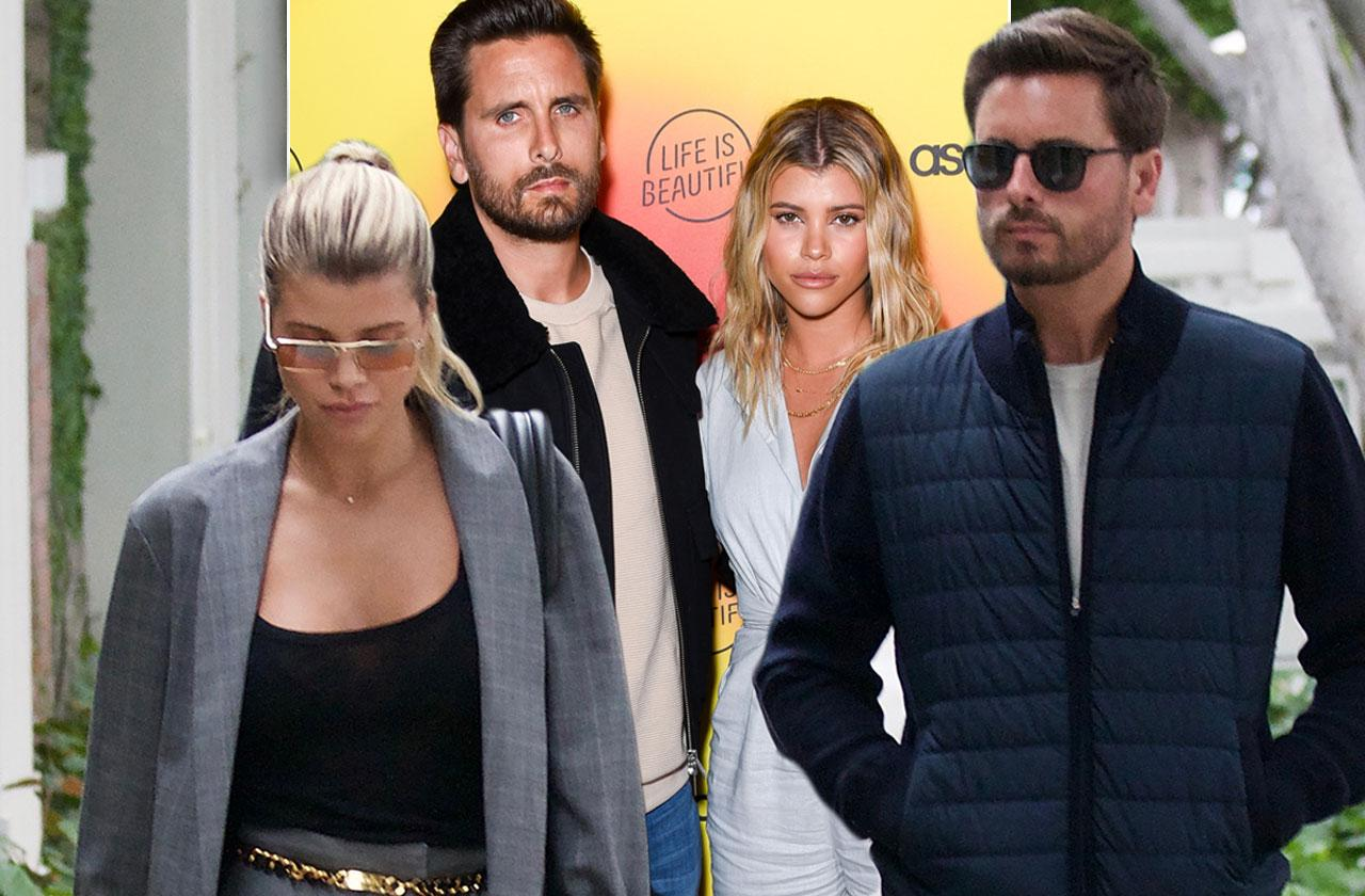 Sofia Richie Inks Contract To Star With Scott On 'Flip It Like Disick'