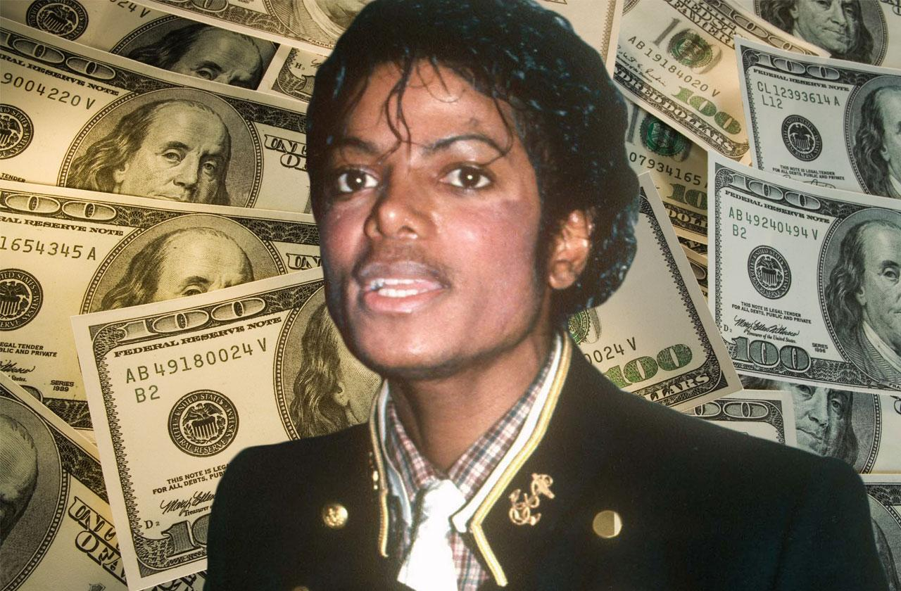 //michael jackson estate earnings pp
