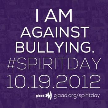 //spirit day logo nc