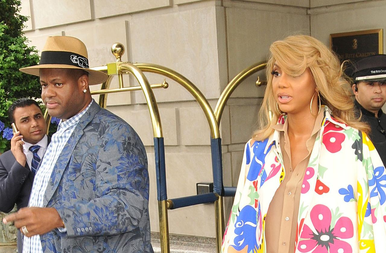 //tamar braxton reveals no physical interaction with vincent herbert