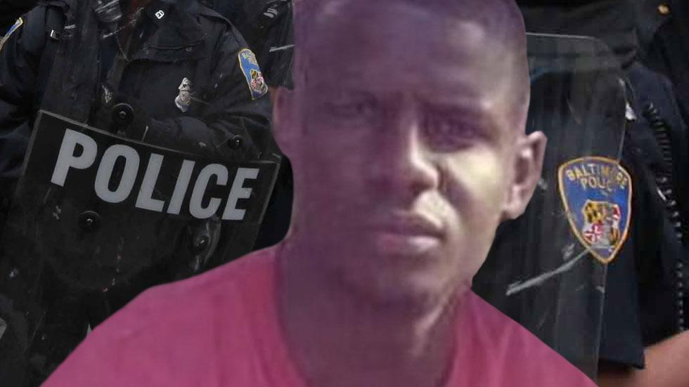 Freddie Gray Cops Charged Murder