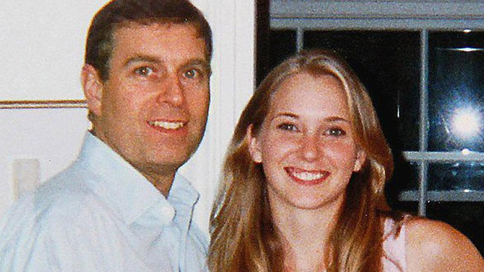 Prince Andrew and Virginia Roberts