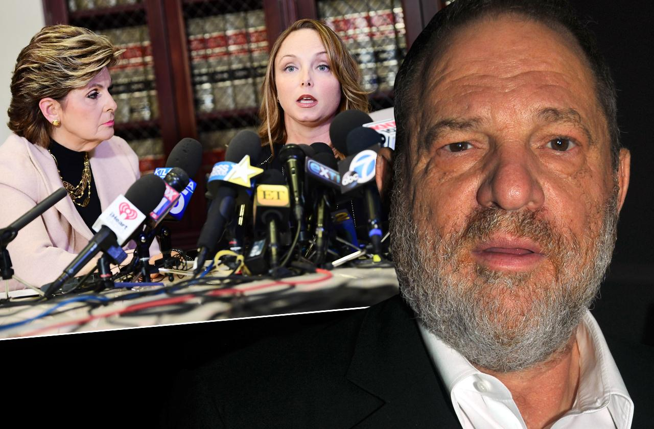 Harvey Weinstein Masturbate Allegations Actress Gloria Allred