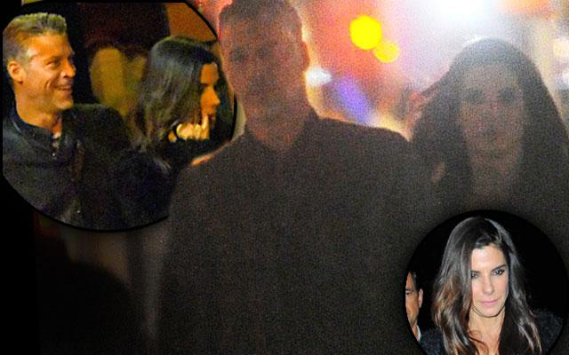 Sandra Bullock Boyfriend Photos