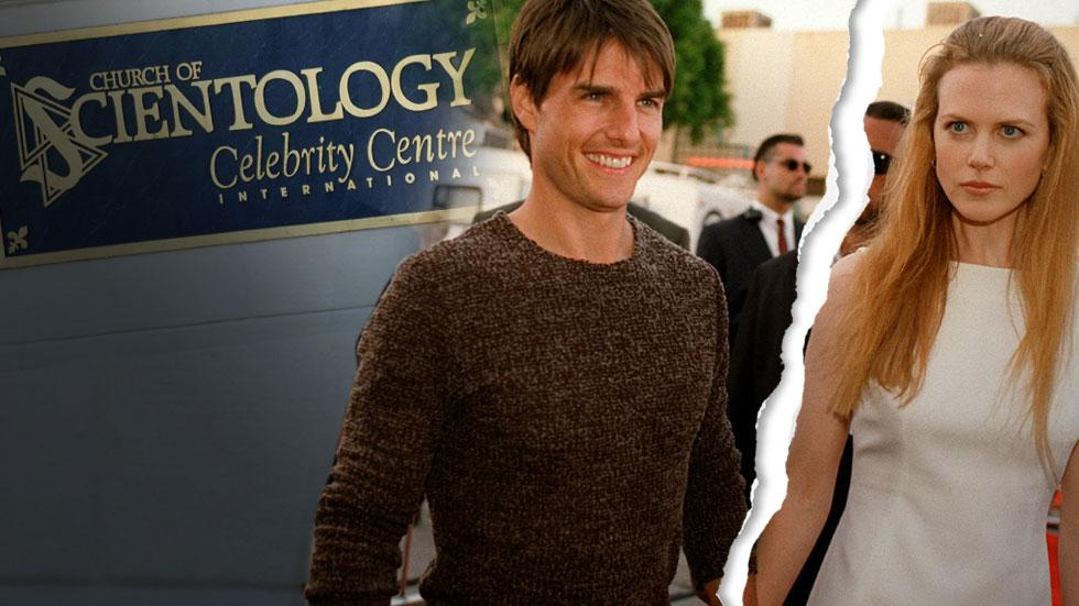 Scientology Forced Tom Cruise & Nicole Kidman Split