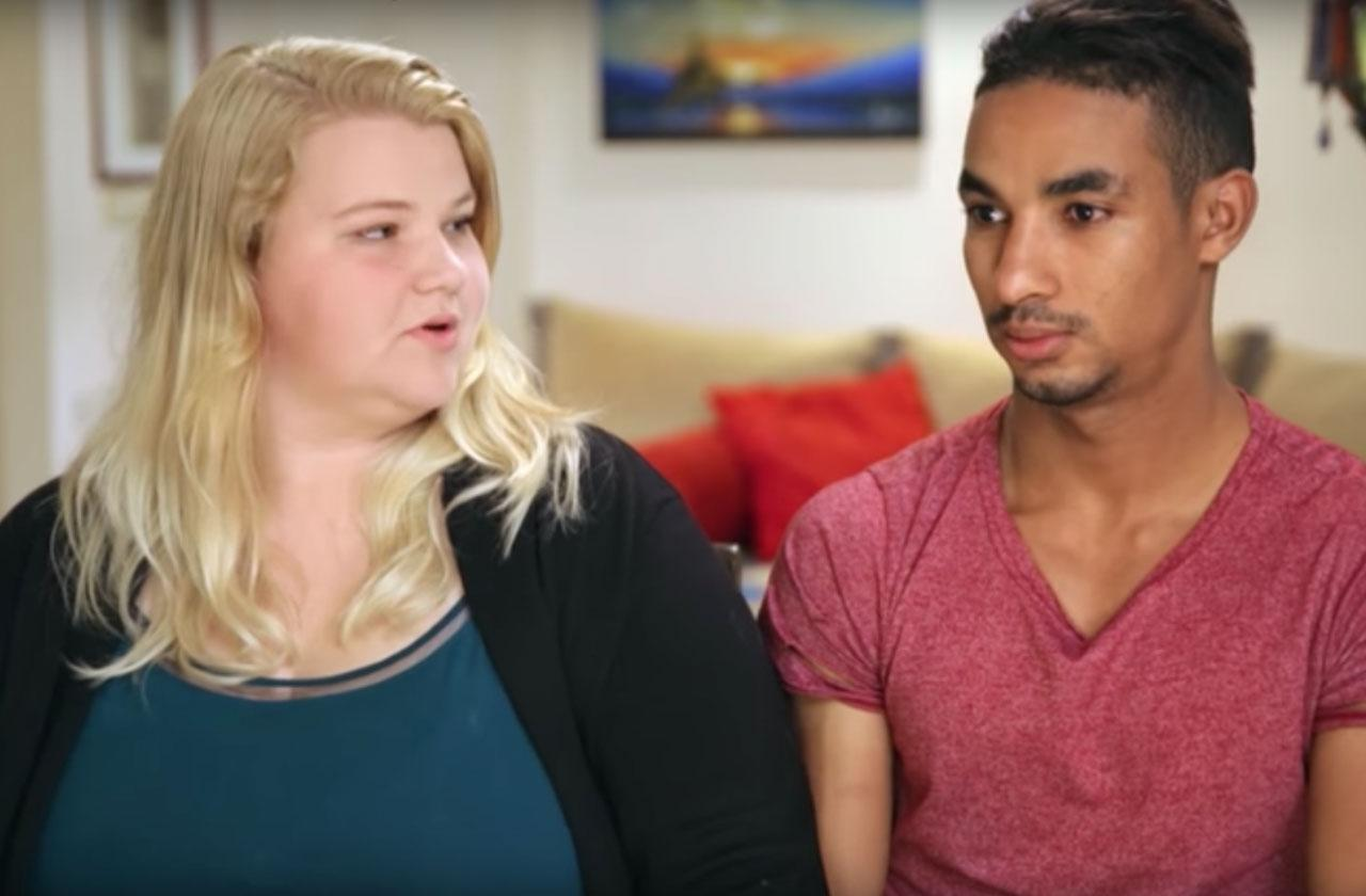 // day fiance nicole nafziger family tells all scam scandal pp