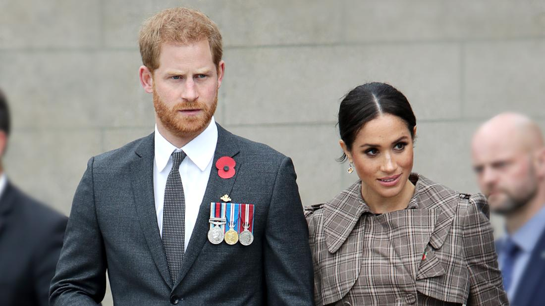 Harry & Meghan In Cash Crunch Amid Attempts To Distance Themselves From Royal Duties