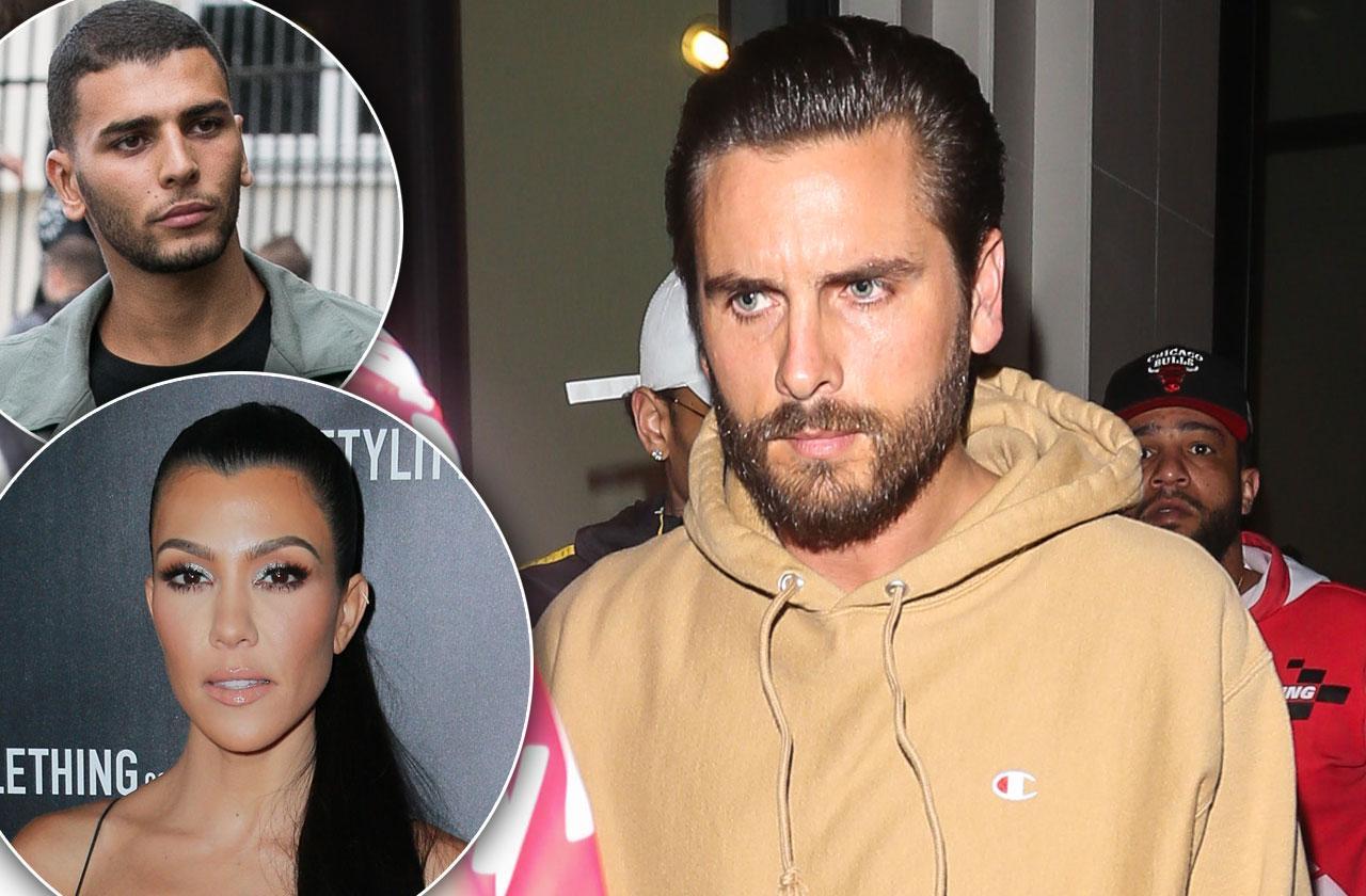 //KUWTK Recap Scott Disick Threatens Kourtney Kardashian pp