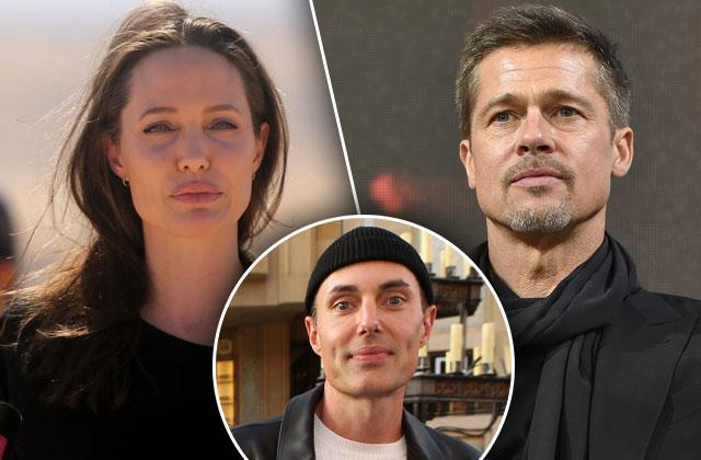 //angelina jolie brother james haven split brad pitt divorce documentary pp