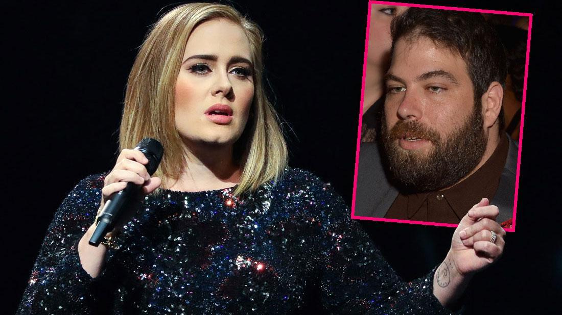 Adele Gave Husband Simon Konecki House Before Split