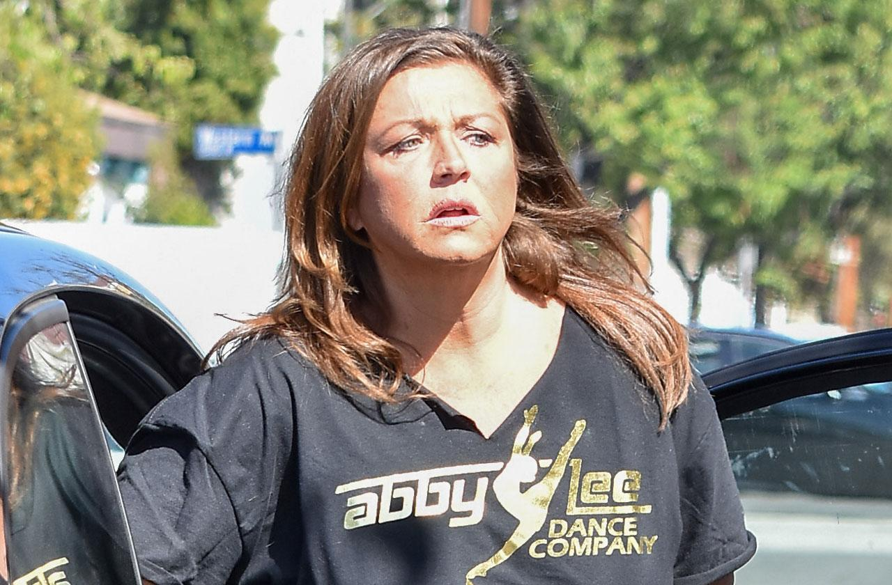Abby Lee Miller Charging $80 For Video Messages
