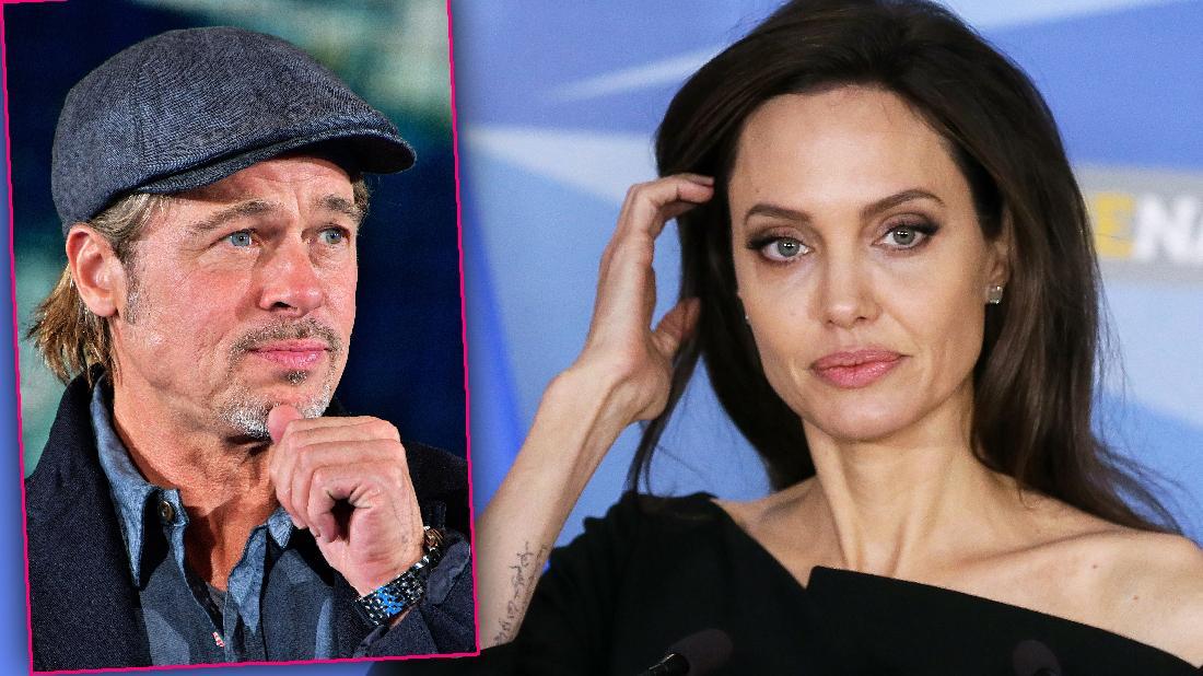 Angelina Jolie Says She Lost Herself After Brad Pitt Split