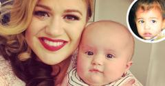 Kelly Clarkson's Baby Won't Have Playdate With North West