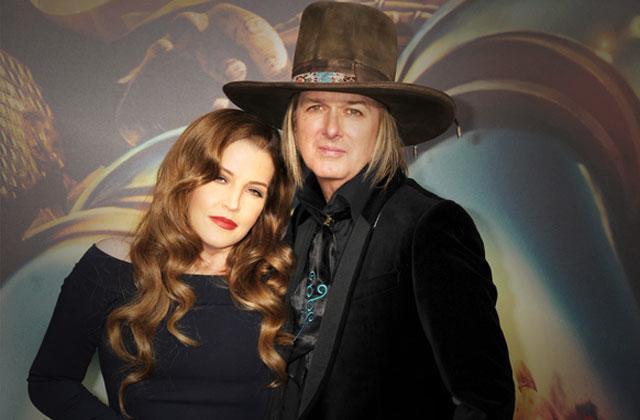 //Lisa Marie Presley Husband Michael Lockwood Heart Surgery pp