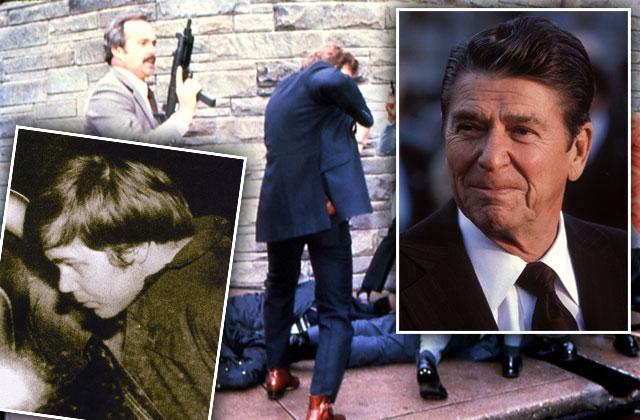 president reagan assassin set free