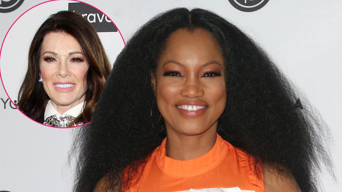 Main, Garcelle Beauvais attends Beautycon festival. Inset, Lisa Vanderpump.