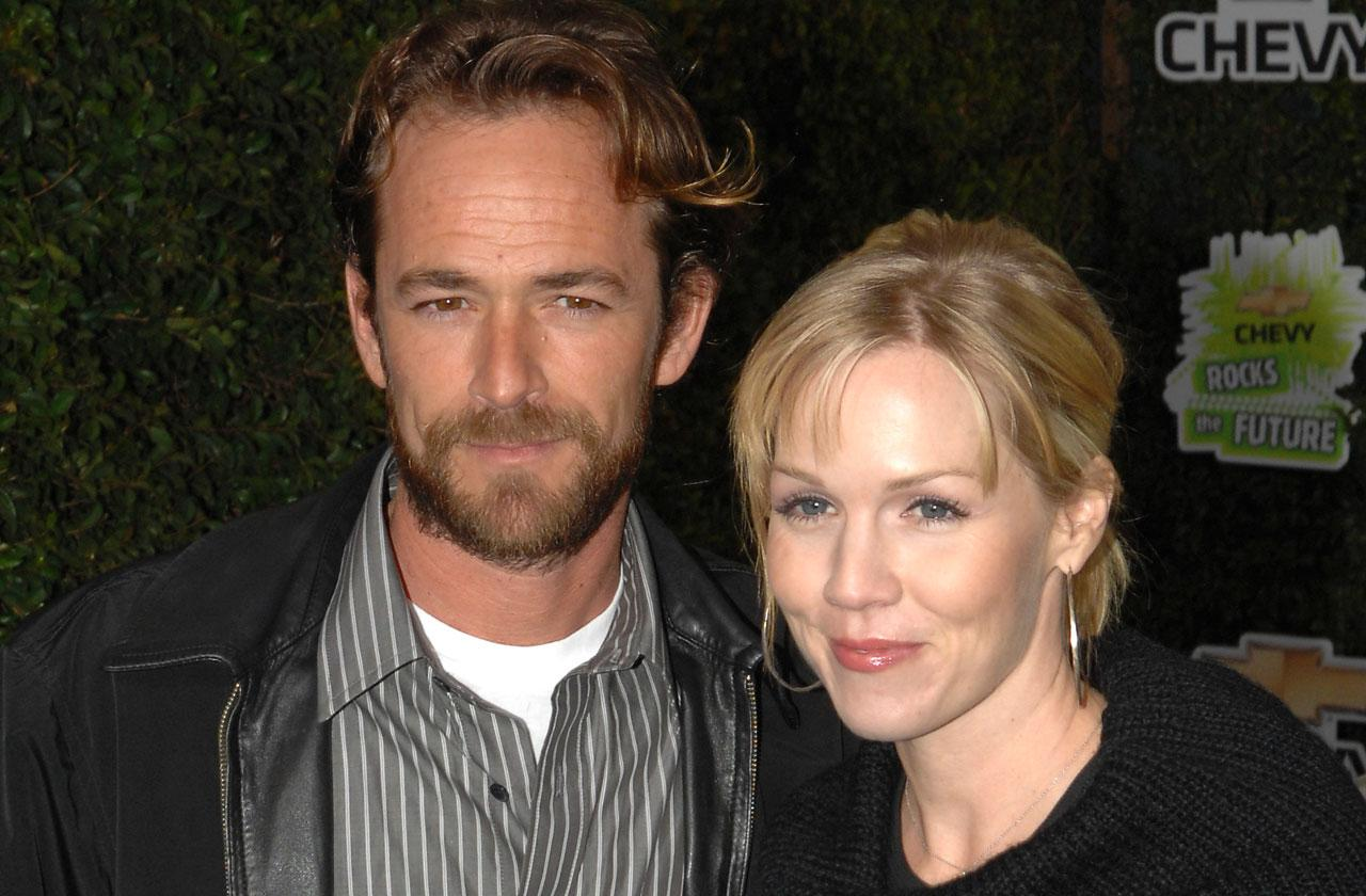 Jennie Garth Hits Back At Trolls Over No Luke Perry Tribute