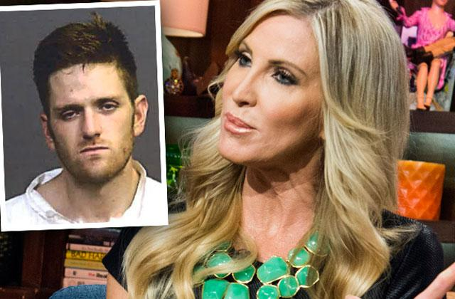 //rhoc lauri peterson son joshua waring arrested attempted murder pp