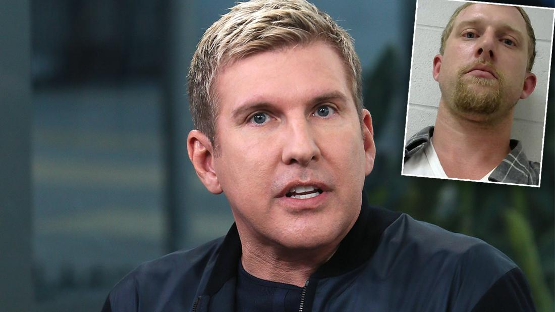 Todd Chrisley Still Estranged From Son Kyle Amid Relapse On Meth & Arrest