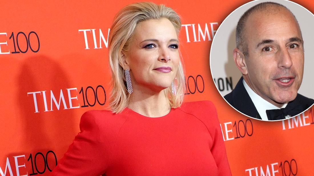 NBC Who? Megyn Kelly Ready For Comeback Amid New Matt Lauer Scandal
