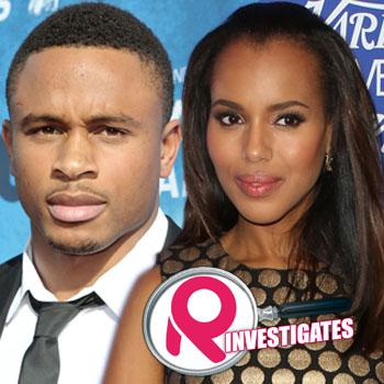 Kerry Washington Nnamdi Asomugha real wedding idaho court confirms