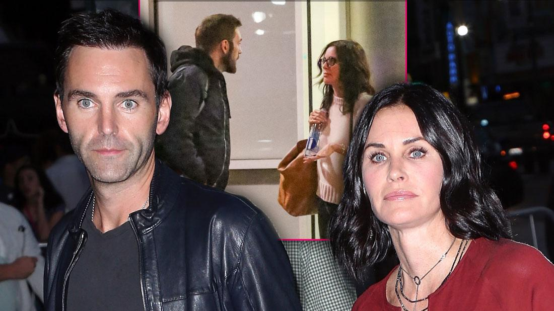 Courteney Cox Delays Dream Wedding To Johnny McDaid