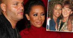 Mel B Mom Reunion Husband Belafonte Feud Spice Girls