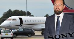 Leonardo DiCaprio Private Jet Sony Emails
