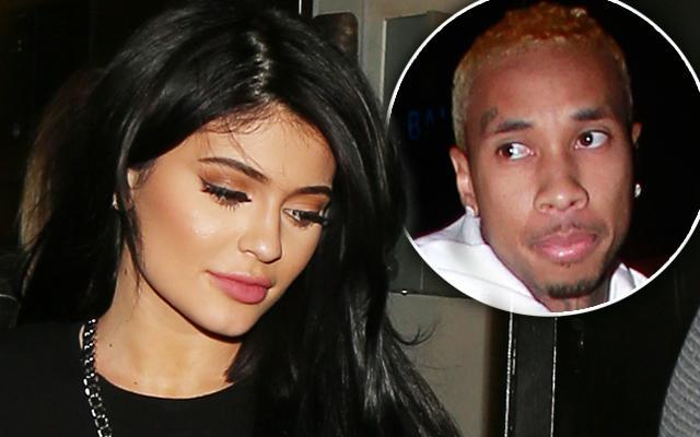 Kylie Jenner Spy Expose Tyga