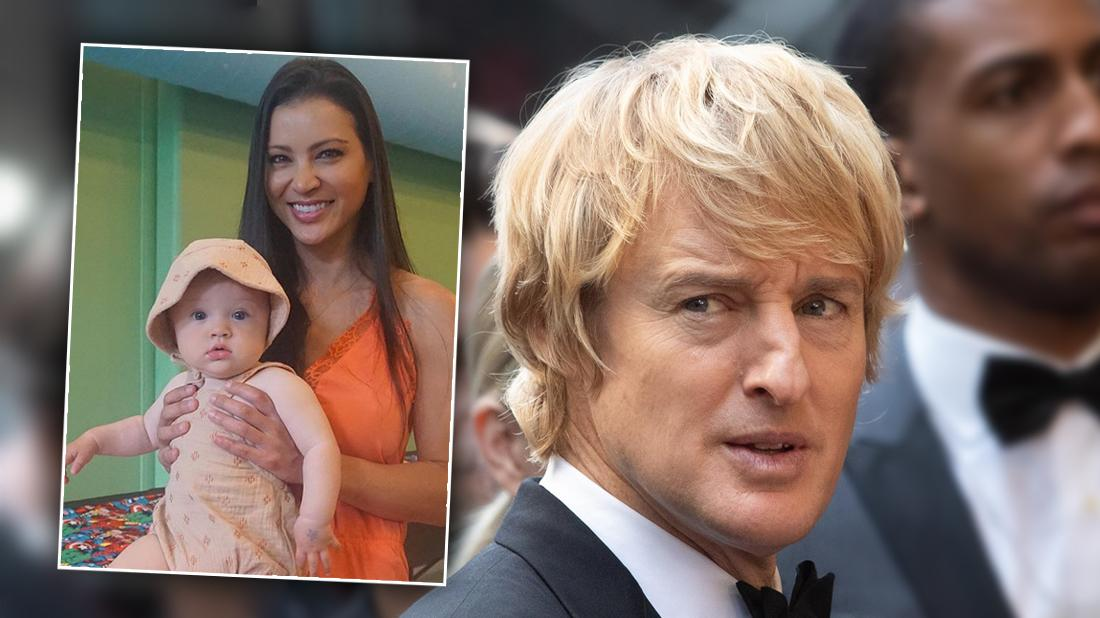 Owen Wilson Looking Serious Inset Baby Mama