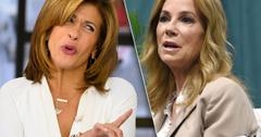 Kathie Lee Gifford Leave Today At War Hoda Kotb