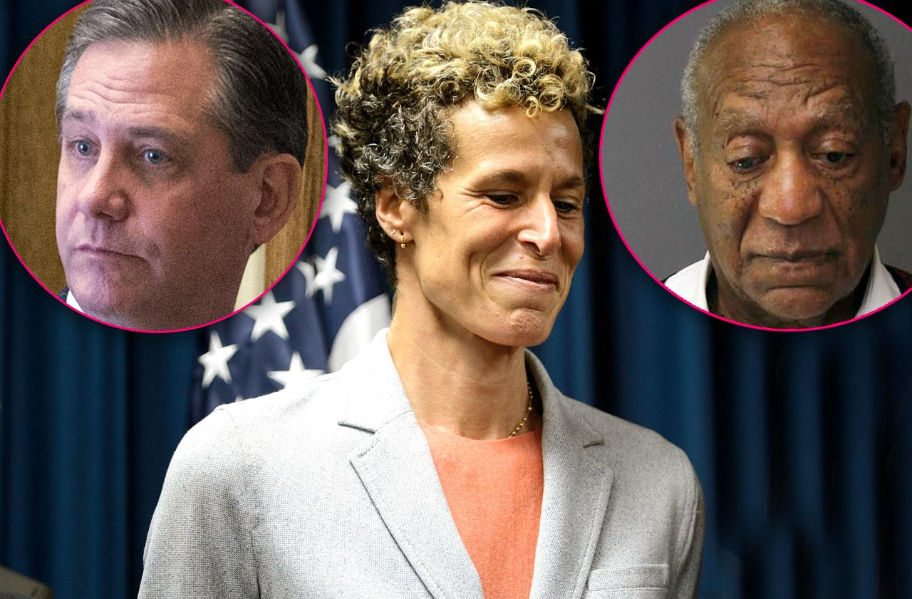 //andrea constand defamation lawsuit district attorney bruce castor bill cosby case pp