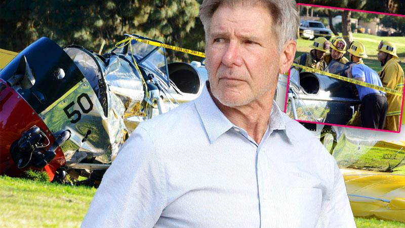 Harrison Ford Plane Crash Eyewitness Details