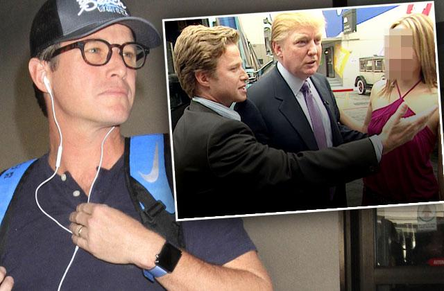 Donald Trump Tape Leak Women Billy Bush Not Fired Today Show
