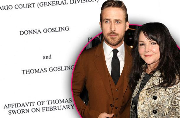 //ryan gosling family secrets divorce documents pp