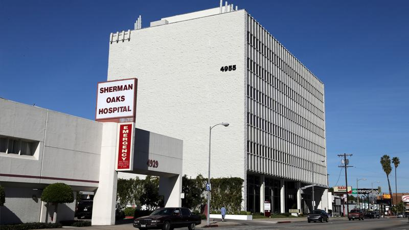 //sherman oaks hospital necrophilia