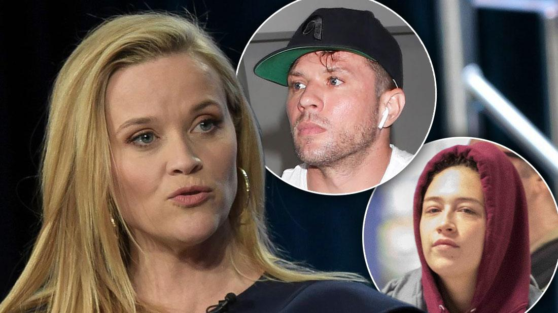 Reese Witherspoon Marked As Witness In Ryan Phillippe Abuse Trial
