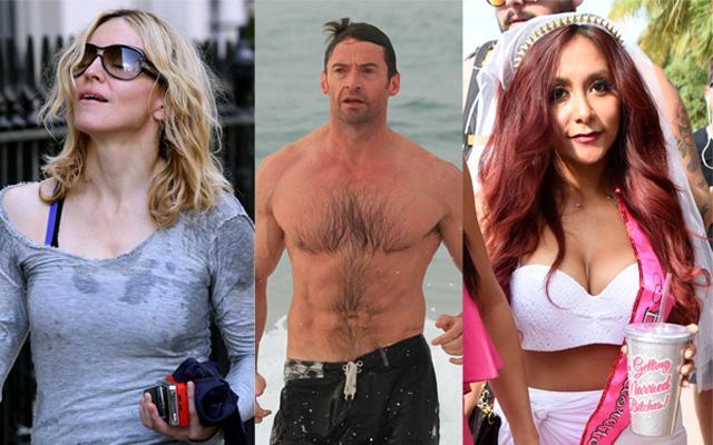 Celebrity Weirdest Workout Diet Tips