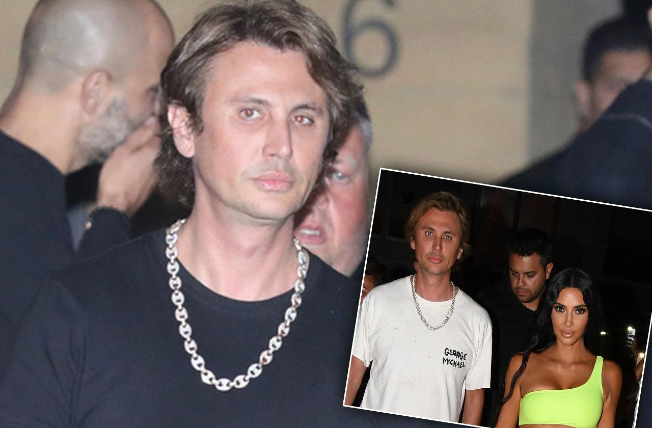 Jonathan Cheban Kim Kardashian Fight Betrayed Drake