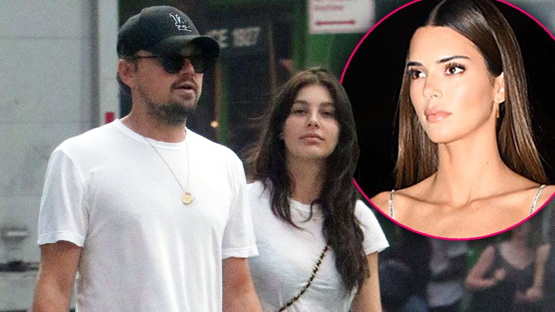 Leonardo DiCaprio Caught 'Flirting' With Kendall Jenner In Miami While GF Camila Morrone Is Out Of Town