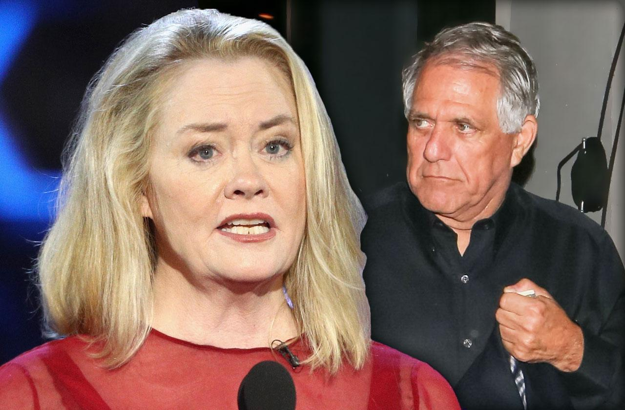 Cybill shepherd accuses les moonves sexual advances