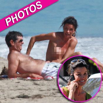 //janice dickinson topless malibu