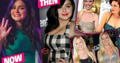 Ariel Winters Celebrity Breast Reduction Surgeries