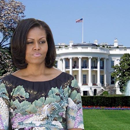 //michelle obama white house pp