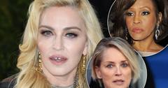Madonna Slams Whitney Houston And Sharon Stone In Handwritten Letter