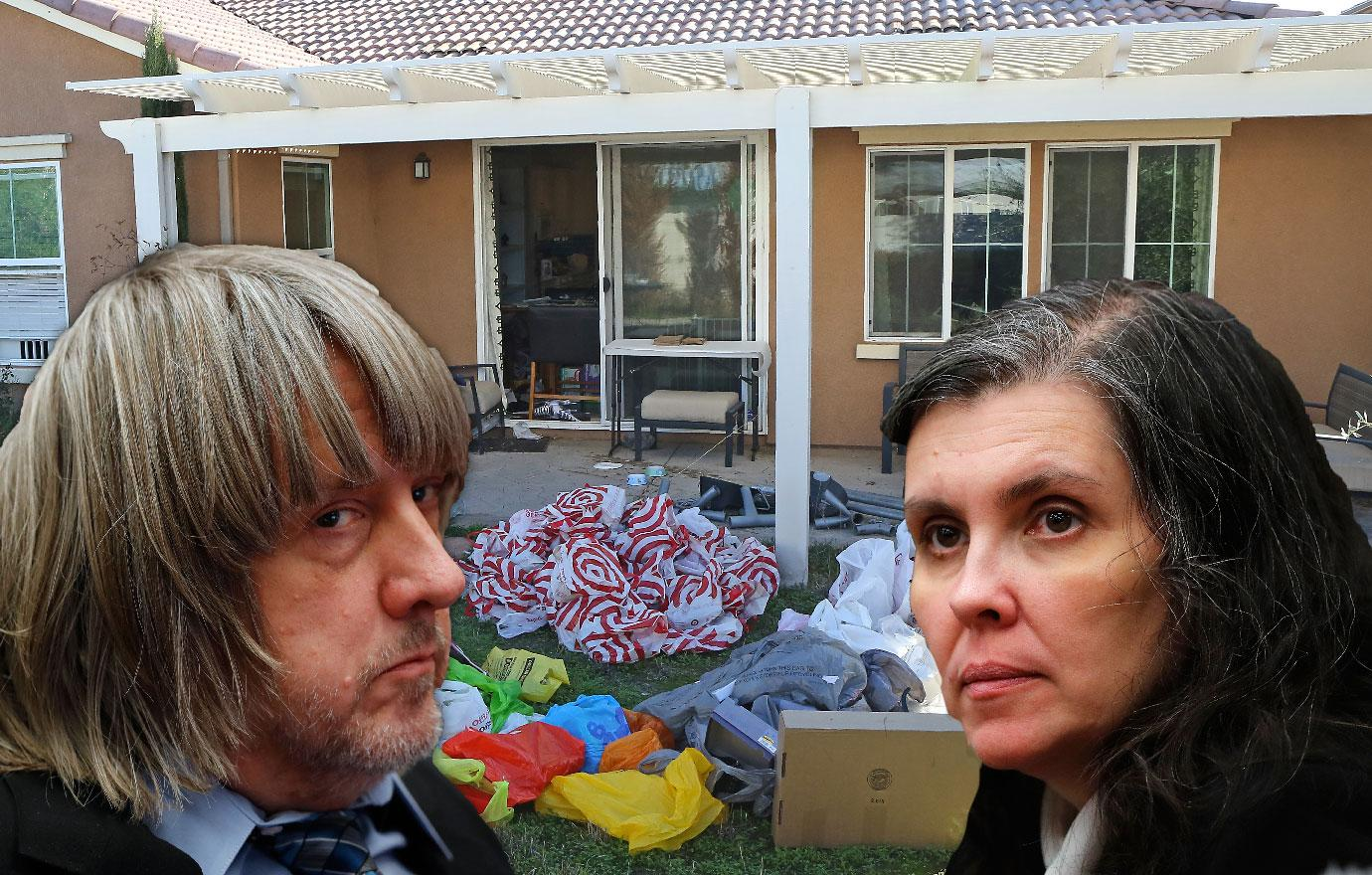 Turpin Texas Home Covered In Feces