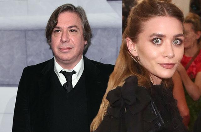 //ashley olsen dating george condo rumors divorce settled pp