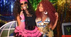 Phaedra Parks Porsha Williams Reunite Photos